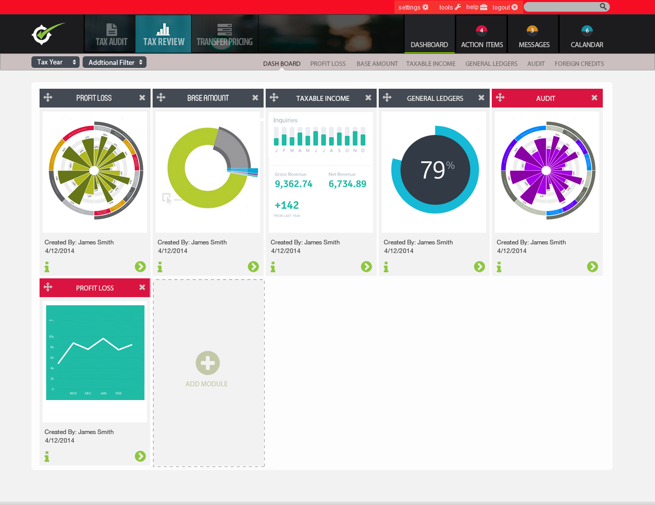 sampleDashboard